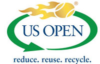 US OPEN reduce. reuse. recycle.