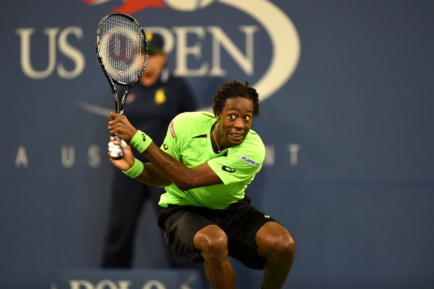 Gael Monfils Biography Gael Monfils During His
