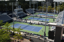 Three new courts and a brand-new practice court experience await fans who attend the 2014 US Open.