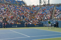 Taken with a LG G3 Phone on Day 2 of the 2014 US Open