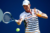Tomas Berdych had a hand in designing his attire for the 2014 US Open.